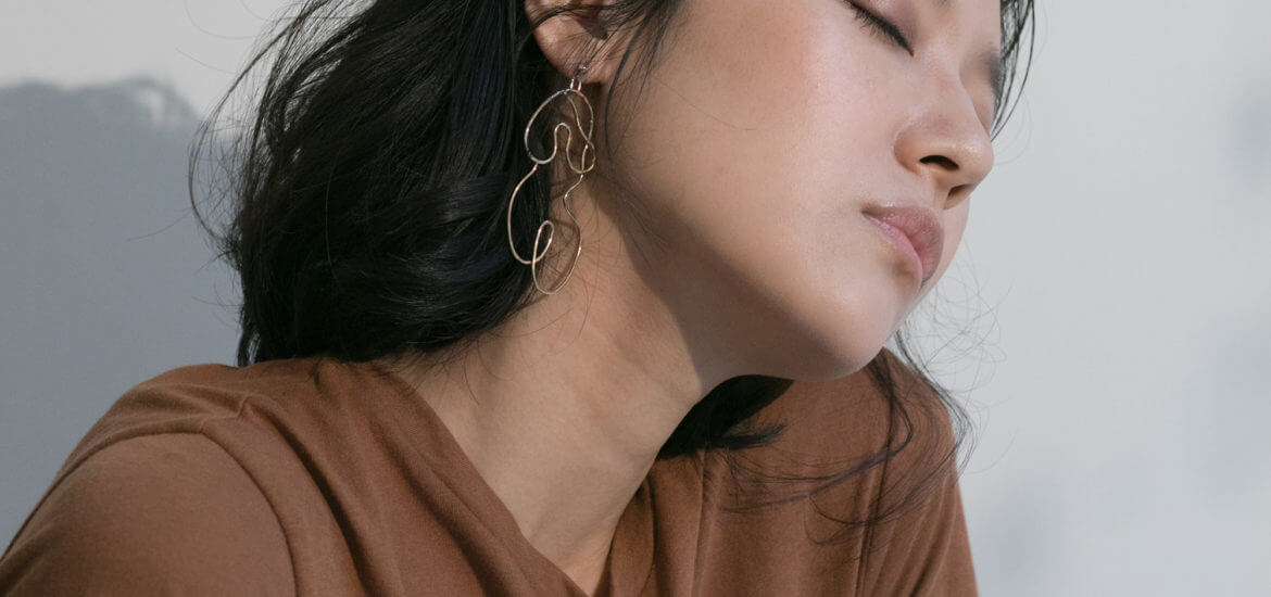 NUDE NO.2 EARRING LARGE