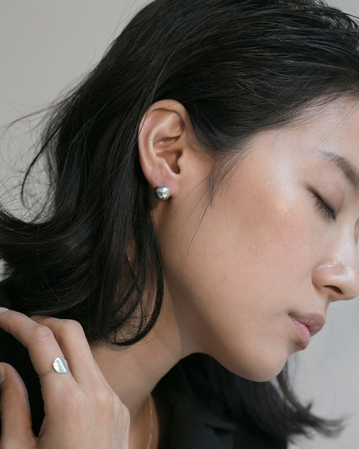 BOUBLE EARSTUDS