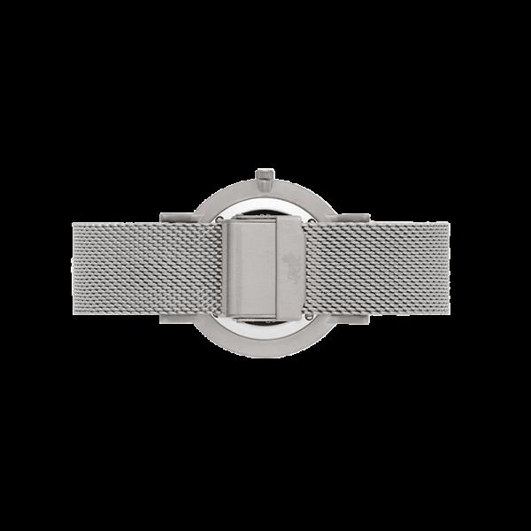 LUGANO 40mm / 銀黑